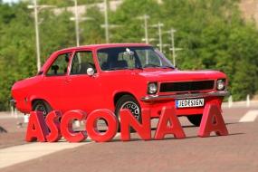 Ascona A